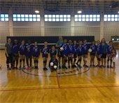 Bison Girls Volleyball