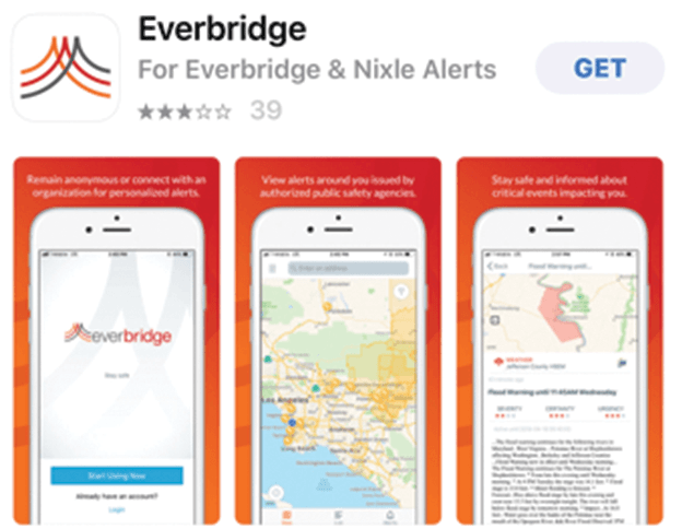 Everbridge App Photo