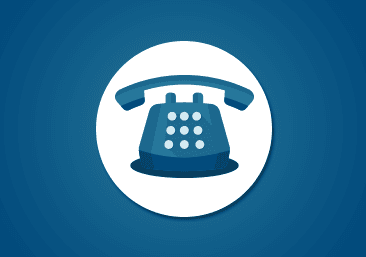 Contact phone icon